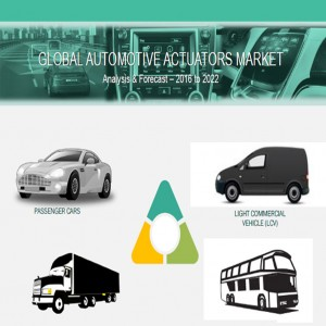 Global Automotive Actuators Market