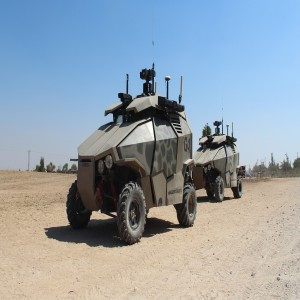 Global Unmanned Ground Vehicle Market