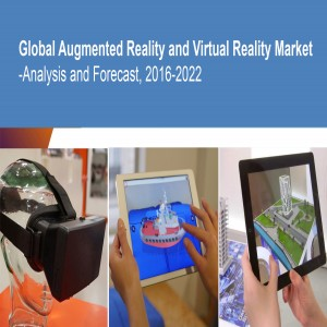 Global Augmented Reality and Virtual Reality Market