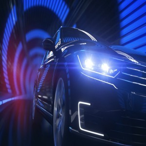 Global Automotive Adaptive Lighting Market