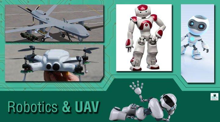 Robotics & UAV Market