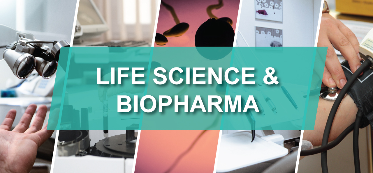 Life Sciences & Biopharma