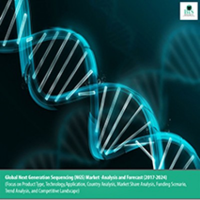 Global Next Generation Sequencing (NGS) Market - Analysis and Forecast (2017-2024) : (Focus on Product Type, Technology, Application, Country Analysis, Market Share Analysis, Funding Scenario, Trend Analysis, and Competitive Landscape)