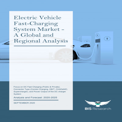 Electric Vehicle Fast-Charging System Market - A Global and Regional Analysis:Focus on DC Fast Charging (Public & Private), Connector Type (Combo Charging, GB/T, CHADeMO, Supercharger), and Power Output of the DC charger System - Analysis and Forecast, 2020-2025