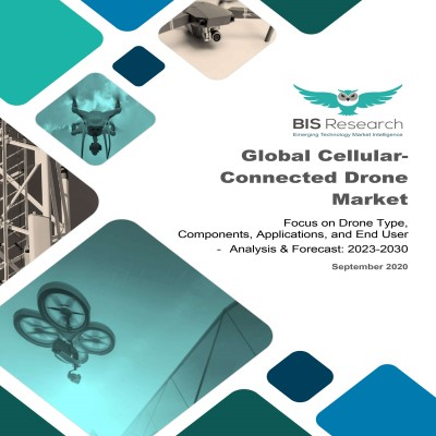 Global Cellular-Connected Drone Market: Focus on Drone Type, Components, Applications, and End User - Analysis & Forecast, 2023-2030