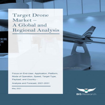 Target Drone Market – A Global and Regional Analysis: Focus on End-User, Application, Platform, Mode of Operation, Speed, Target Type, Payload, and Country - Analysis and Forecast, 2021-2031