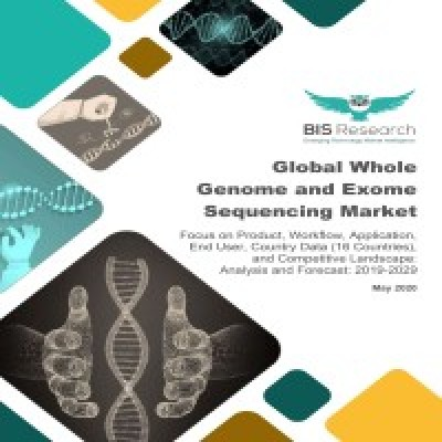 Global Whole Genome and Exome Sequencing Market: Focus on Product, Workflow, Application, End User, Country Data (16 Countries), and Competitive Landscape - Analysis and Forecast, 2019-2029