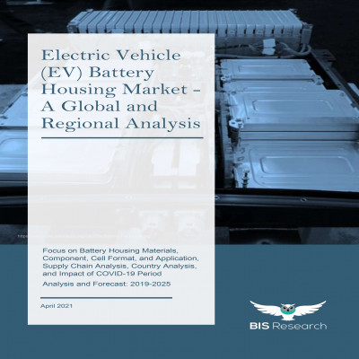 Electric Vehicle (EV) Battery Housing Market - A Global and Regional Analysis: Focus on Battery Housing Materials, Component, Cell Format, and Application, Supply Chain Analysis, Country Analysis, and Impact of COVID-19 Period - Analysis and Forecast, 2019-2025