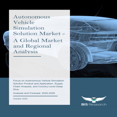 Autonomous Vehicle Simulation Solution Market - A Global Market and Regional Analysis: Focus on Autonomous Vehicle Simulation Solution Product and Application, Supply Chain Analysis, and Country-Level Deep Dive - Analysis and Forecast, 2020-2025