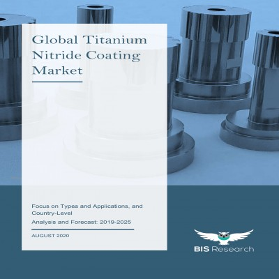 Global Titanium Nitride Coating Market : Focus on Types and Applications, and Country-Level - Analysis and Forecast, 2019-2025
