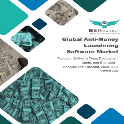 Global Anti-Money Laundering Software Market: Focus on Software Type, Deployment Mode, and End User – Analysis and Forecast, 2020-2025