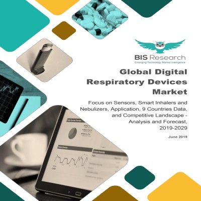 Global Digital Respiratory Devices Market - Analysis and Forecast, 2019-2029: Focus on Sensors, Smart Inhalers and Nebulizers, Application, 9 Countries Data, and Competitive Landscape