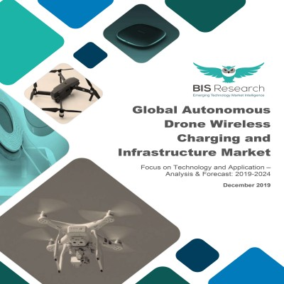 Global Autonomous Drone Wireless Charging and Infrastructure Market – Analysis and Forecast, 2019-2024: Focus on Technology and Application