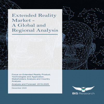 Extended Reality Market - A Global and Regional Analysis: Focus on AR, VR, MR, Solution (Hardware, Software, Services), Application (Entertainment, Gaming, Education, Manufacturing, Healthcare), Funding, Patents, ROI, and 20+ Countries - Analysis and Forecast, 2020-2025