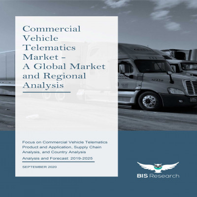 Commercial Vehicle Telematics Market - A Global Market and Regional Analysis: Focus on Commercial Vehicle Telematics Product and Application, Supply Chain Analysis, and Country Analysis - Analysis and Forecast, 2019-2025