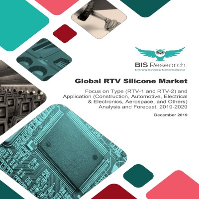 Global RTV Silicone Market - Analysis and Forecast, 2019-2029: Focus on Type (RTV-1 and RTV-2) and Application (Construction, Automotive, Electrical & Electronics, Aerospace, and Others)