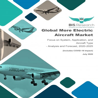 Global More Electric Aircraft Market: Focus on System, Application, and Aircraft Type - Analysis and Forecast, 2020-2025<br> (Includes COVID-19 Impact)