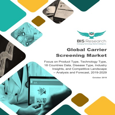 Global Carrier Screening Market – Analysis and Forecast, 2019-2029: Focus on Product Type, Technology Type, 18 Countries Data, Disease Type, Industry Insights, and Competitive Landscape