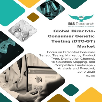 Global Direct-to-Consumer Genetic Testing (DTC-GT) Market: Focus on Direct-to-Consumer Genetic Testing Market by Product Type, Distribution Channel, 15 Countries Mapping, and Competitive Landscape - Analysis and Forecast, 2019-2028