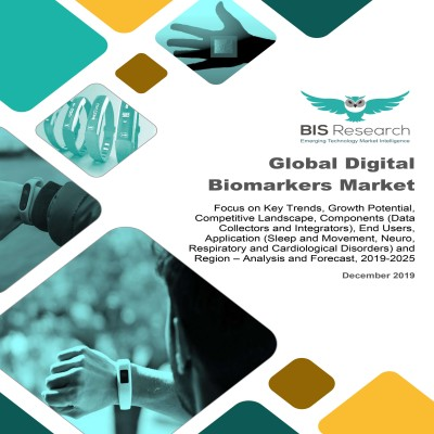 Global Digital Biomarkers Market: Focus on Key Trends, Growth Potential, Competitive Landscape, Components (Data Collectors and Integrators), End Users, Application (Sleep and Movement, Neuro, Respiratory and Cardiological Disorders) and Region – Analysis and Forecast, 2019-2025