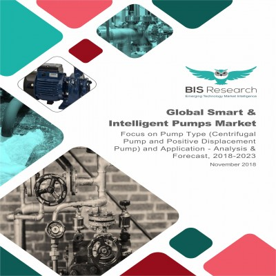 Global Smart & Intelligent Pumps Market - Analysis & Forecast, 2018-2023: Focus on Pump Type (Centrifugal Pump and Positive Displacement Pump) and Application