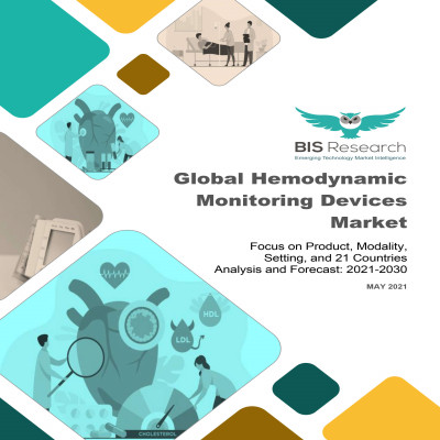 Global Hemodynamic Monitoring Devices Market: Focus on Product, Modality, Setting, and 21 Countries - Analysis and Forecast, 2021-2030