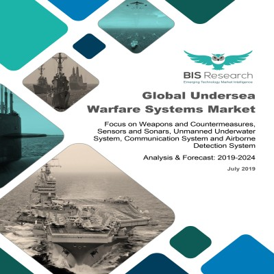 Global Undersea Warfare Systems Market – Analysis and Forecast, 2019-2024: Focus on Weapons and Countermeasures, Sensors and Sonars, Unmanned Underwater System, Communication System and Airborne Detection System