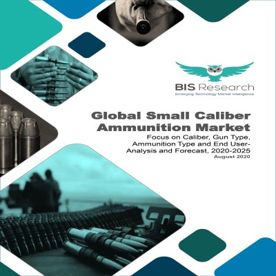 Global Small Caliber Ammunition Market:Focus on Caliber, Gun Type, Ammunition Type and End User - Analysis and Forecast, 2020-2025