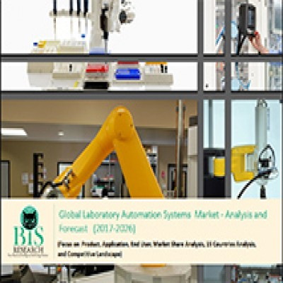Global Laboratory Automation Systems Market : Analysis and Forecast   (2017-2026) (Focus on Product,  Application, End User, Market Share Analysis, 15 Countries Analysis, and Competitive Landscape)