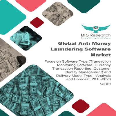 Global Anti Money Laundering (AML) Software Market: Focus on Software Type (Transaction Monitoring Software, Currency Transaction Reporting, Customer Identity Management) and Delivery Model Type – Analysis and Forecast, 2018-2023