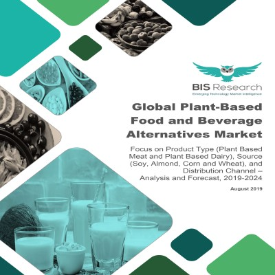 Global Plant-Based Food & Beverages Alternatives Market – Analysis and Forecast, 2019-2024: Focus on Product Type (Plant Based Meat and Plant Based Dairy), Source (Soy, Almond, Corn and Wheat), and Distribution Channel