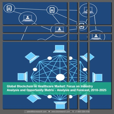 Global Blockchain in Healthcare Market: Focus on Industry Analysis and Opportunity Matrix - Analysis and Forecast, 2018-2025