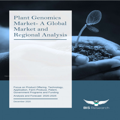 Plant Genomics Market- A Global Market and Regional Analysis: Focus on Product Offering, Technology, Application, Farm Produce, Patent, Government Programs and Funding - Analysis and Forecast, 2020-2025