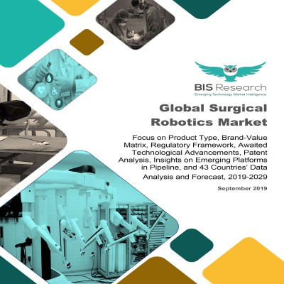 Global Surgical Robotics Market – Analysis and Forecast, 2019-2029: Focus on Product Type, Brand-Value Matrix, Regulatory Framework, Awaited Technological Advancements, Patent Analysis, Insights on Emerging Platforms in Pipeline, and 43 Countries Data