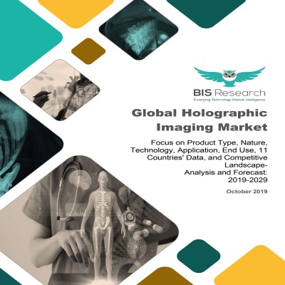 Global Holographic Imaging Market - Analysis and Forecast, 2019-2029: Focus on Product Type, Nature, Technology, Application, End Use, 11 Countries' Data, and Competitive Landscape