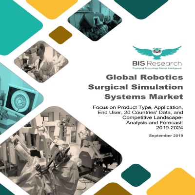 Global Robotics Surgical Simulation Systems Market – Analysis and Forecast, 2019-2024: Focus on Product Type, Application, End User, 20 Countries' Data, and Competitive Landscape