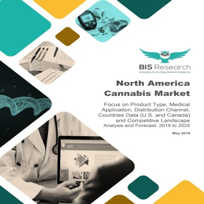 North America Cannabis Market – Analysis and Forecast, 2019-2025: Focus on Product Type, Medical Application, Distribution Channel, Countries Data (U.S. and Canada) and Competitive Landscape