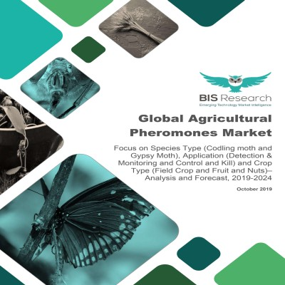 Global Agricultural Pheromones Market: Focus on Species Type (Codling Moth and Gypsy Moth), Application (Detection & Monitoring and Control and Kill) and Crop Type (Field Crop and Fruit and Nuts) – Analysis and Forecast, 2019-2024