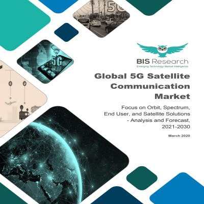 Global 5G Satellite Communication Market - Analysis and Forecast, 2021-2030: Focus on Orbit, Spectrum, End User, and Satellite Solutions