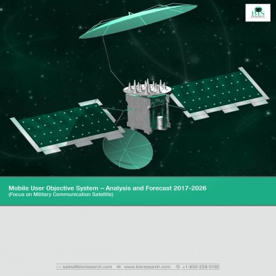 Mobile User Objective System - Analysis and Forecast 2017-2026: (Focus on Military Communication Satellite)