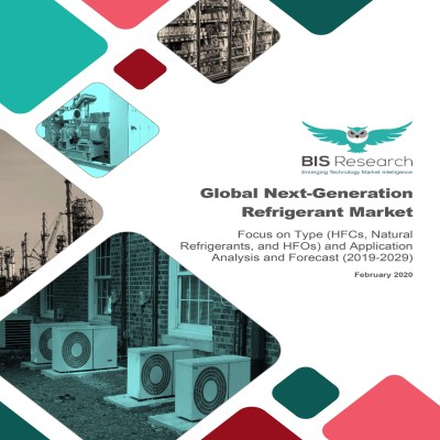 Global Next-Generation Refrigerant Market – Analysis and Forecast, 2019-2029: Focus on Type (HFCs, Natural Refrigerants, and HFOs) and Application
