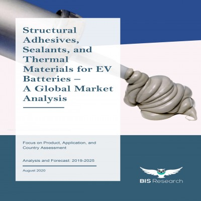 Structural Adhesives, Sealants, and Thermal Materials for EV Batteries - A Global Market Analysis: Focus on Product, Application, and Country Assessment - Analysis and Forecast, 2019-2025
