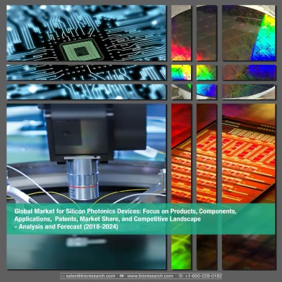 Global Market for Silicon Photonics Devices - Analysis and Forecast (2018-2024): Focus on Products, Components, Applications,  Patents, Market Share, and Competitive Landscape