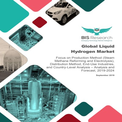 Global Liquid Hydrogen Market – Analysis and Forecast, 2019-2024: Focus on Production Method (Steam Methane Reforming and Electrolysis), Distribution Method, End-Use Industries, and Country-Level Analysis