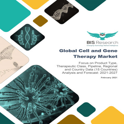 Global Cell and Gene Therapy Market: Focus on Product Type, Therapeutic Class, Pipeline, Regional and Country Data (15 Countries) - Analysis and Forecast, 2021-2027