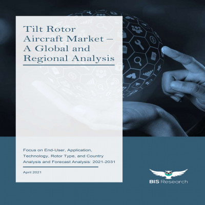 Tilt Rotor Aircraft Market – A Global and Regional Analysis: Focus on End-User, Application, Technology, Rotor Type, and Country- Analysis and Forecast Analysis, 2021-2031