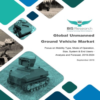 Global Unmanned Ground Vehicle Market - Analysis and Forecast, 2019-2024: Focus on Mobility Type, Mode of Operation, Size, System & End Users