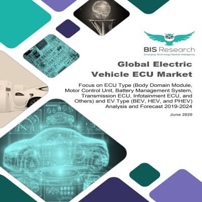 Global Electric Vehicle ECU Market: Focus on ECU Type (Body Domain Module, Motor Control Unit, Battery Management System, Transmission ECU, Infotainment ECU, and Others) and EV Type (BEV, HEV, and PHEV) - Analysis and Forecast, 2019-2024