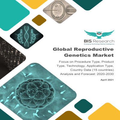 Global Reproductive Genetics Market: Focus on Procedure Type, Product Type, Technology, Application Type, Country Data (15 countries) - Analysis and Forecast, 2020-2030