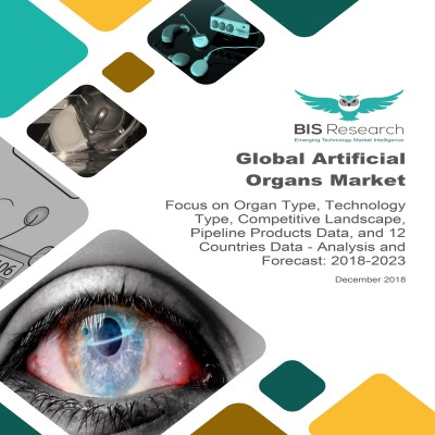 Global Artificial Organs Market: Focus on Organ Type, Technology Type, Competitive Landscape, Pipeline Products Data, and 12 Countries Data - Analysis and Forecast, 2018-2023